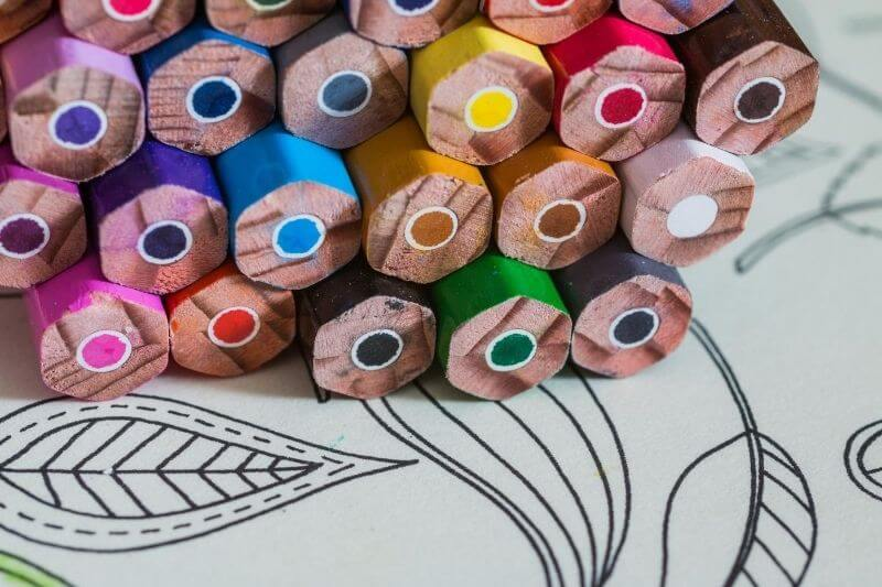 Libros con dibujos para colorear Mandalas